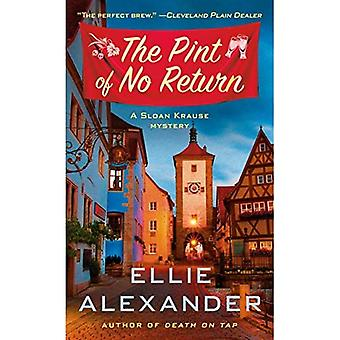 O Pint of No Return: A Mystery (Mistério de Sloan Krause)