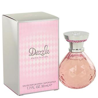 Dazzle eau de parfum spray by paris hilton 50 ml