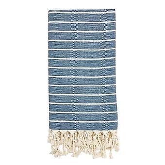 Geo Stripe Towel