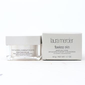 Laura Mercier Flawless Skin Moisture Creme Spf 15 Sunscreen 1.7oz  New With Box