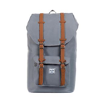 Herschel Little America Backpack Grey Tan