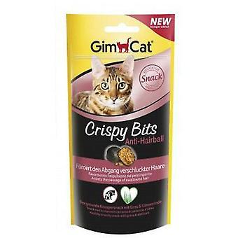 Gimcat Gc Crispy Bits Anti-Haarball (Katzen , Snacks , Kekse)