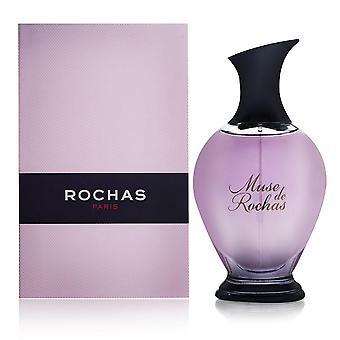 Muse de rochas para mujer 3.3 oz eau de parfum spray