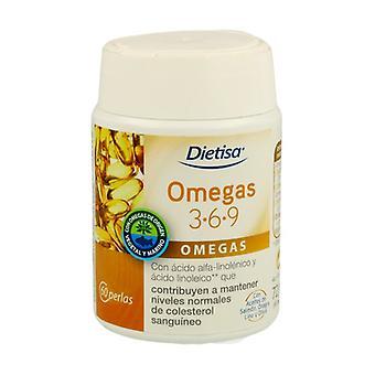 Omegas 3-6-9 60 softgels