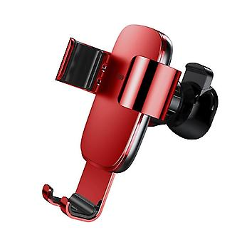 Baseus Gravity Car Phone Holder Air Vent Universal For Iphone Redmi Note 7