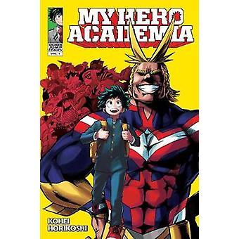 Mein Held Academia Volume 1 Izuku Midoriya Herkunft