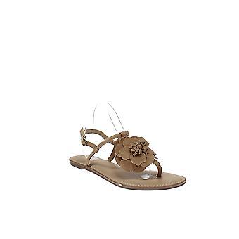 Carlos by Carlos Santana | Adalyn Flower Flat Sandals