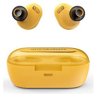 Bluetooth Headphones Energy Sistem Urban 1 jaune