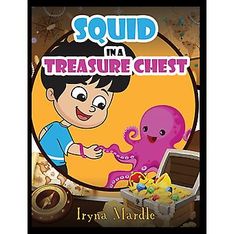 Squid in a Treasure Chest by Iryna Mardle