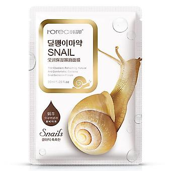 Snail Extract Crystal Moisturizing Skin Care  Mask