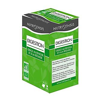 Organic digestion infusion 20 packets
