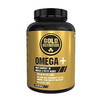Omega + 90 softgels (1000mg)