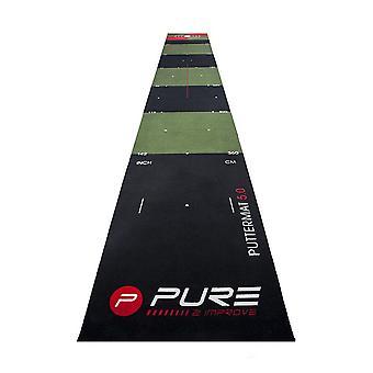 Pure2Improve 5 metri Pratica Golf Putting Mat