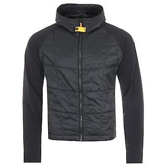 Parajumpers Shrike Lightweight Hooded Jacket - Black