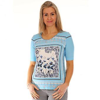 EUGEN KLEIN Eugen Klein Blue T-shirt 9283 11410