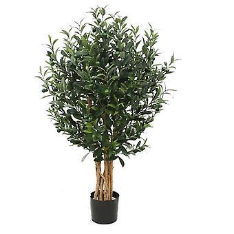 Sztuczne drzewo oliwne Deluxe 120cm