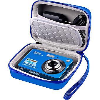 Digitalkameratasche kompatibel mit abergbest 21 Megapixel 2.7 lcd wiederaufladbare hd digitale Video s wof46921