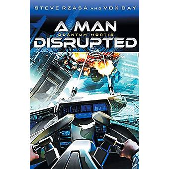 Quantum Mortis - A Man Disrupted by Vox Day - 9789527303702 Book