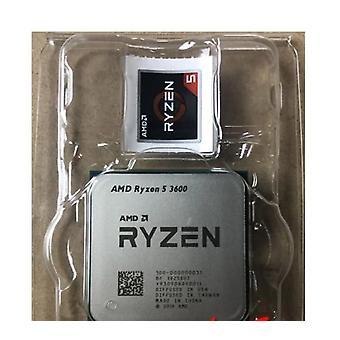 Amd Ryzen R5 3600 3.6 Ghz Kuusiytiminen kaksisäikeinen prosessori