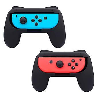 Stuff Certified® Nintendo Switch Joy-Cons için 2'li Denetleyici Kavraması - NS Gamepad Handgrip Handle Black
