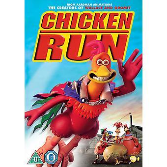 Chicken Run DVD