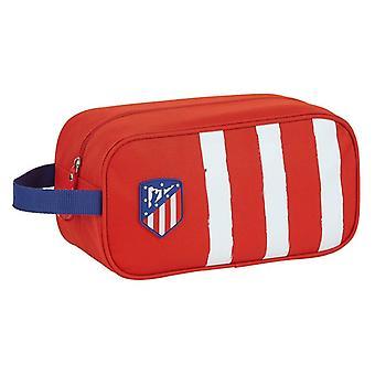 Travel Slipper Holder Atlético Madrid Blue White Red Polyester