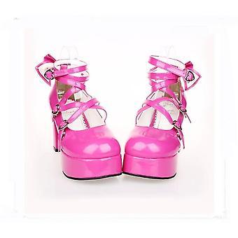 Uudet japanilaiset kengät, Anime Cosplay Kengät /saappaat