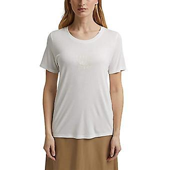 ESPRIT 041EO1K305 T-Shirt, 110/Off White, XX-Large Woman