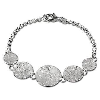Sterling 925 SilberDream Silver Women's Bracelet 19.0 Cm VSDA426