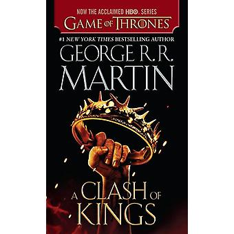 A Clash of Kings (HBO Tie-in Edition) 9780345535429