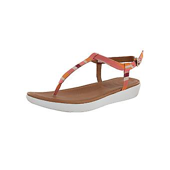 Fitflop Femmes Tia Toe Thong Stripey Sandal Chaussures