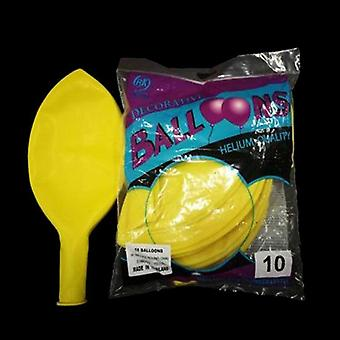 Ilmapallot Korkealaatuinen, Paksu Iso Vesi-ilmapallo, Lasten lelu, Pallot