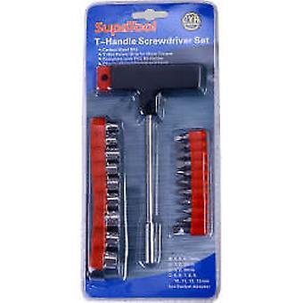 Destornillador SupaTool T-Handle