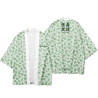 Set pantaloni Kimono in stile uomo