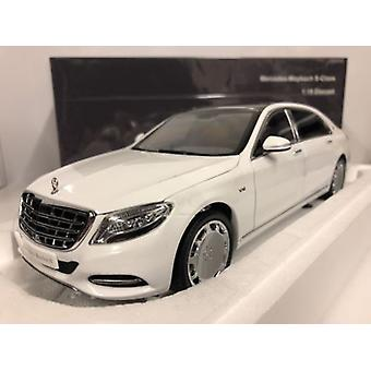 Almost Real 820101 Mercedes Maybach S-Class 2016 Diamond White 1:18