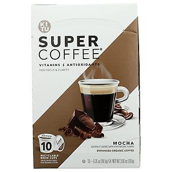 Kitu Kaffee K Tasse Mokka, Fall von 6 X 10 jeder