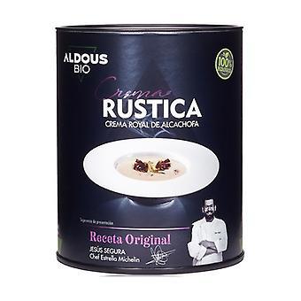 Organic royal artichoke cream 360 ml of cream