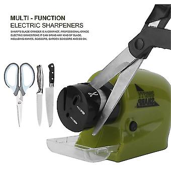 Tool & Knife Electric Sharpener Sharp Cordless For Kitchen Blade/driver