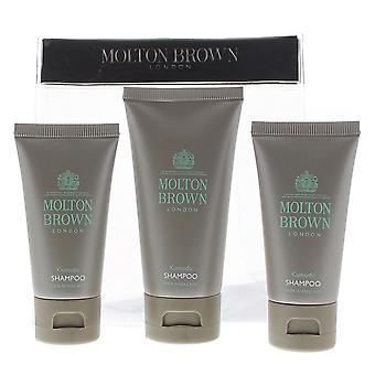 Molton Brown Kumudu Shampoo 30ml x 2 & Shampoo 50ml Gift Set
