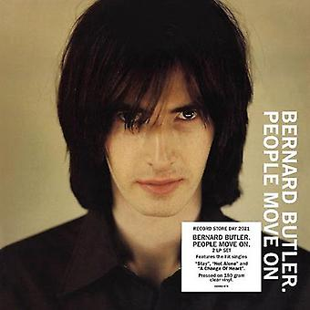 Bernard Butler - People Move On Clear Vinyl