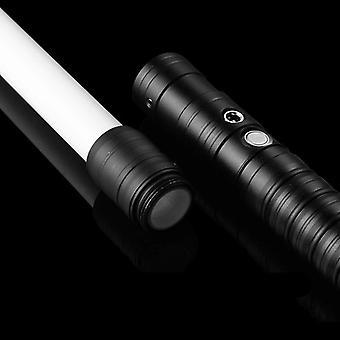 Rgb kovový světelný meč laserový meč