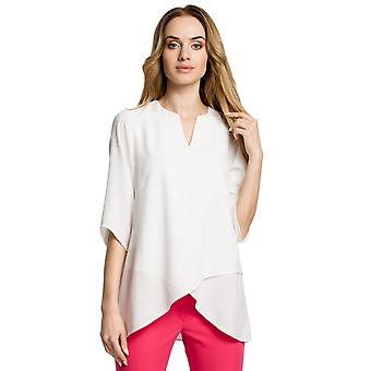 Made Of Emotion Women's M359 Blouse