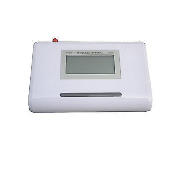 Terminal sans fil fixe Gsm avec système d'alarme à écran LCD