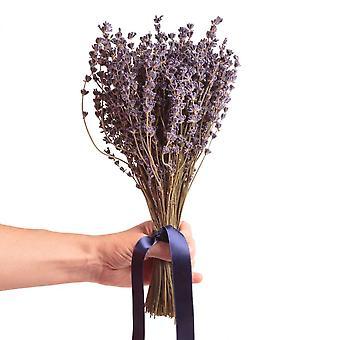 Äkta lavendeltorkad Strau Bund ca 250 st ngel torkade blommor skörd 2021