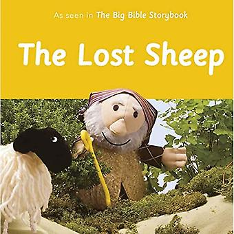 The Lost Sheep: As Seen In The Big Bible Storybook� [Board book]