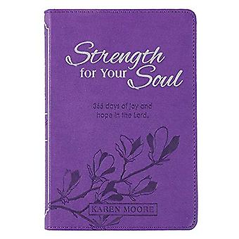 Devotional Luxleather Strength for Your Soul