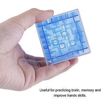 Hete 3d driedimensionale Magic Cube Maze educatief speelgoed Intelligentie Speelgoed