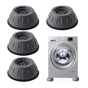 4 Pack Machine à laver Antidérapante Pieds Pad Vibration Amortisseur Caoutchouc Foot Pad