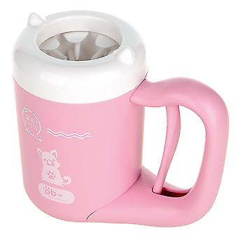 Outdoor Portable Dog Paw Cleaner Cup