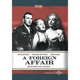 A Foreign Affair [DVD] USA import